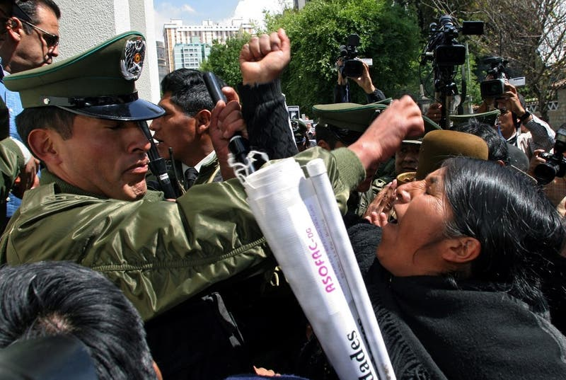 Congreso de Bolivia aprueba amnistía para presos por violencia política de 2019