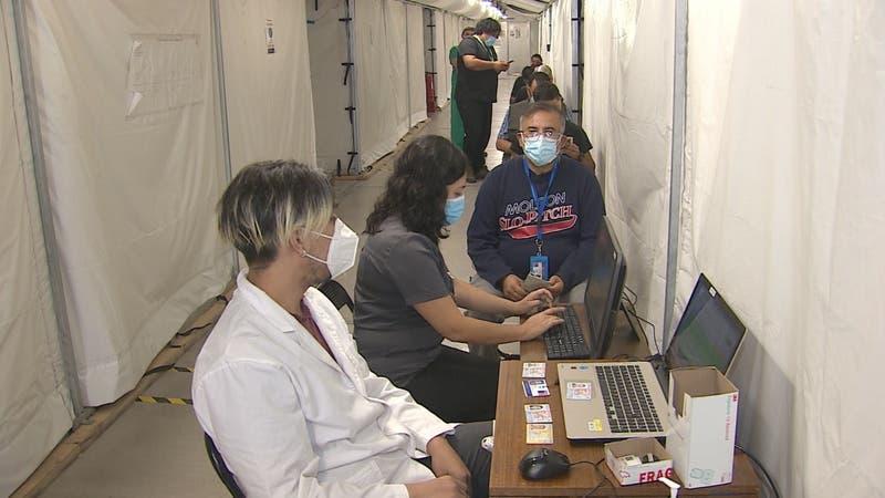 Vacunarse por el otro: Chofer de ambulancia que se enfermó de COVID-19 llama a vacunarse