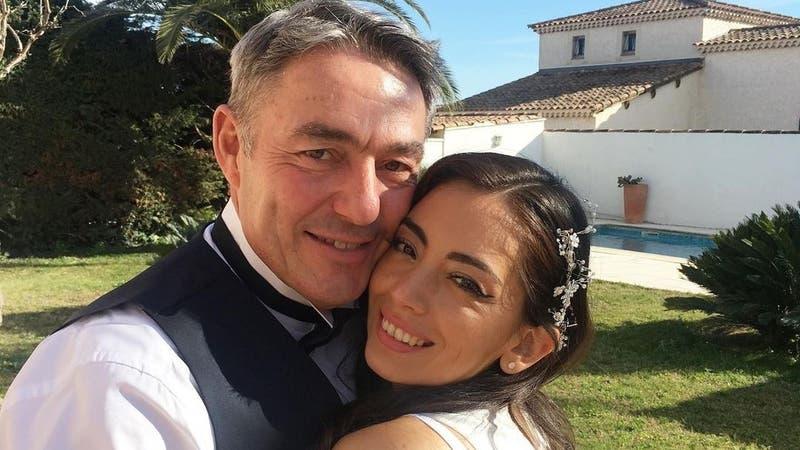 """Vanessa Aguilera, Claudia de """"BKN"""", se casó en pleno Día de San Valentín"""
