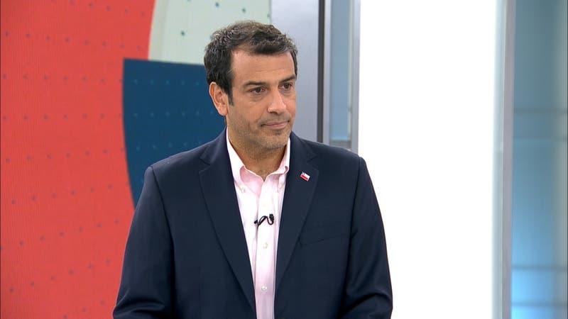 """Delgado por polémica tras dichos de Rubilar: """"Esa llamada del general Yañez no existió"""""""