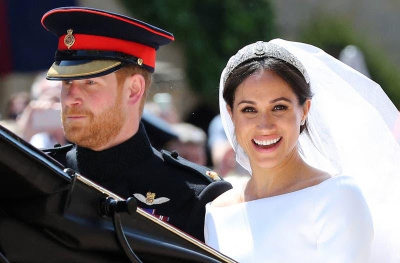 Medios británicos reportan que el príncipe Harry y Meghan Markle esperan su segundo hijo