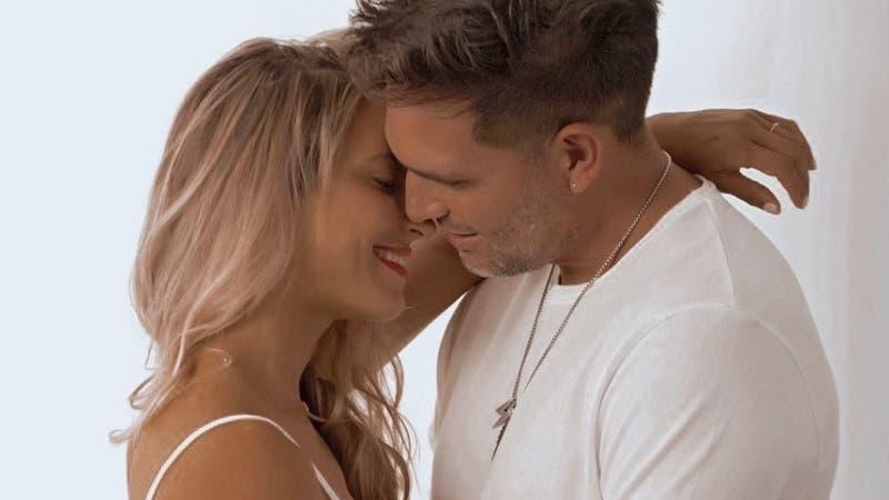 """""""Nos encontramos sin buscarnos"""": Los románticos mensajes de Lucila Vit y Rafael Olarra por el 14F"""