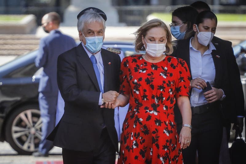 """""""El amor es más fuerte"""": El mensaje del Presidente Sebastián Piñera por el Día de San Valentín"""
