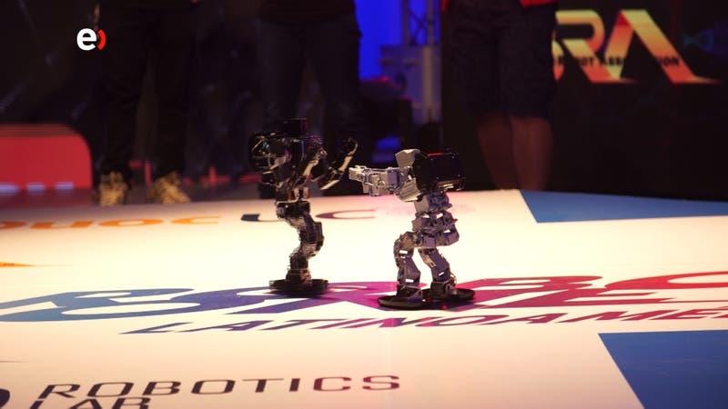"""[VIDEO] Al límite de la ficción, Temporada 2, Episodio 7: """"Duelos de robots"""""""