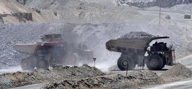 Imparable: Precios futuros del cobre llegan a US$ 3,8