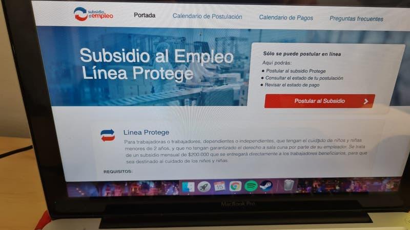 Subsidio Protege: Abren postulaciones para padres trabajadores