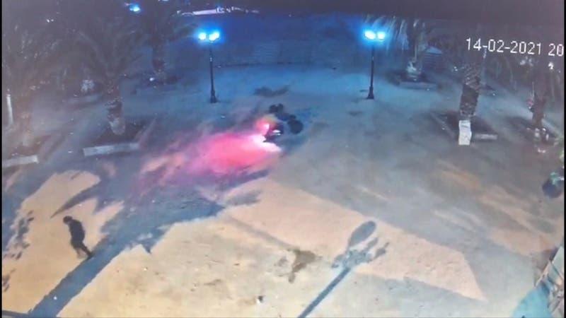 [VIDEO] Motochorros atacaron a su padre: Niño de un año fue baleado en asalto