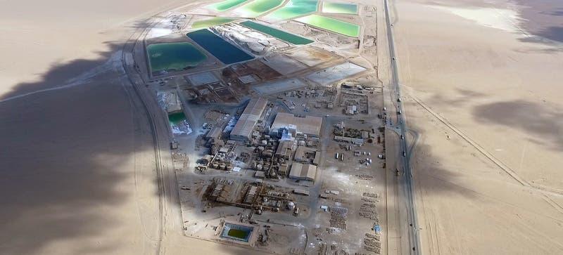 SQM apuesta por el litio en Australia