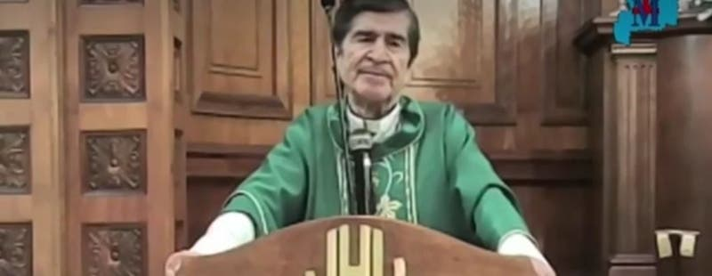Obispo mexicano polémico: usar mascarilla es no confiar en Dios