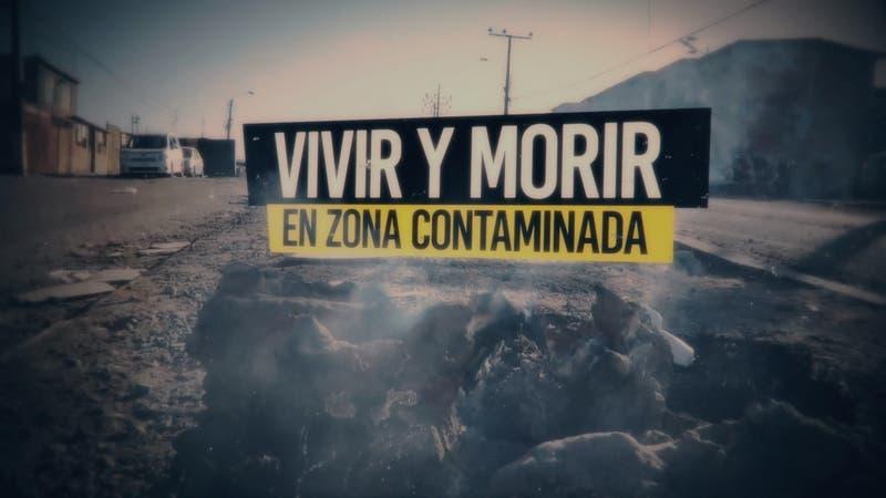 [VIDEO] Reportajes T13: Vivir y morir en zona contaminada