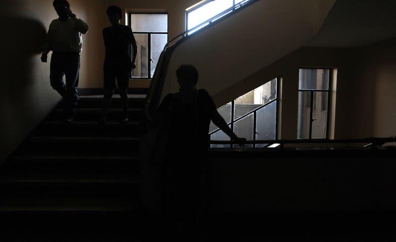 Corte de luz afecta a comunas de Santiago Centro y Providencia