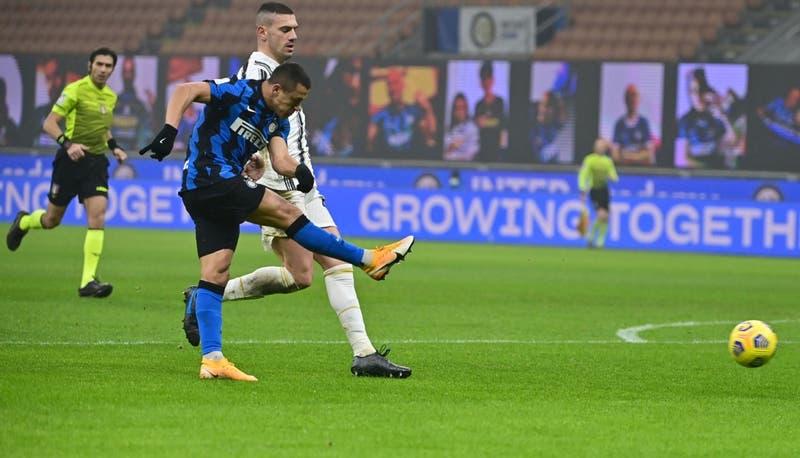 Goleada del Inter por 14-0: Alexis se luce con cuatro goles en amistoso previo al Derbi ante Milan