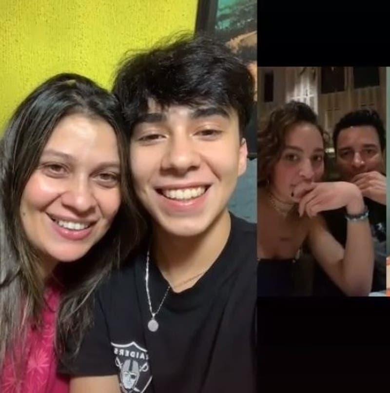 Tiktoker chileno logra que Chayanne salude a su madre por su cumpleaños