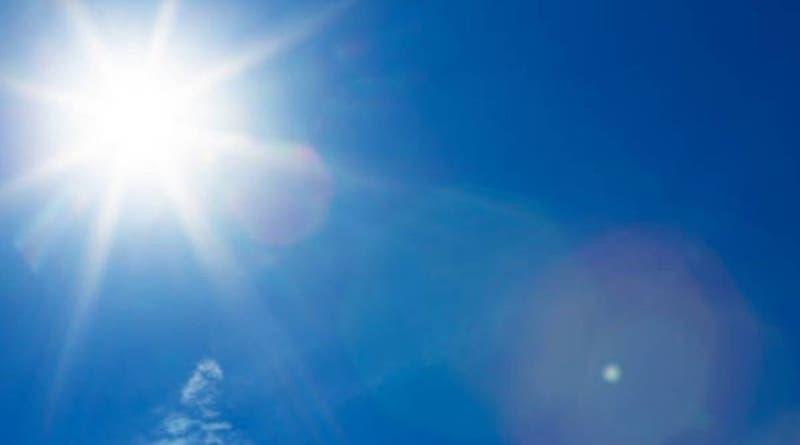 Emiten aviso de altas temperaturas para siete regiones del país