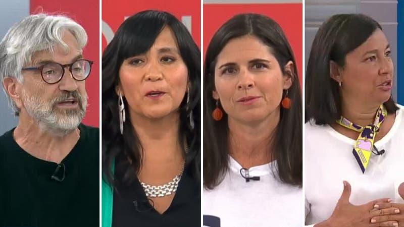 [VIDEO] Reyes, Tapia, Eyzaguirre y Kantor detallan por qué quieren ser constituyentes