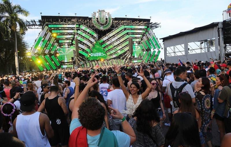 Ultra Music Festival de Miami nuevamente fue cancelado producto del COVID-19