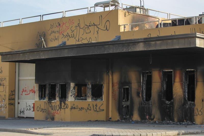 Disparos de cohetes contra embajada estadounidense en Bagdad