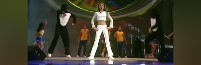 """Así luce Melody en la actualidad a 19 años de domar al """"Monstruo"""" en Viña con """"El Baile del Gorila"""""""
