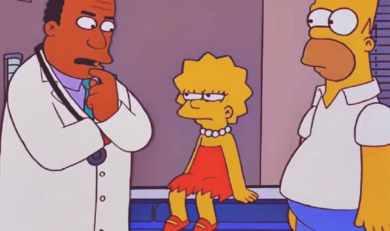 Los Simpson: dr. Hibbert cambia de voz después de 30 años