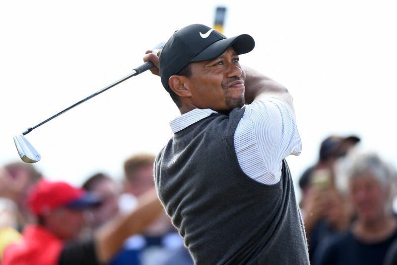 Tiger Woods sufre lesiones graves en una pierna tras sufrir accidente automovilístico