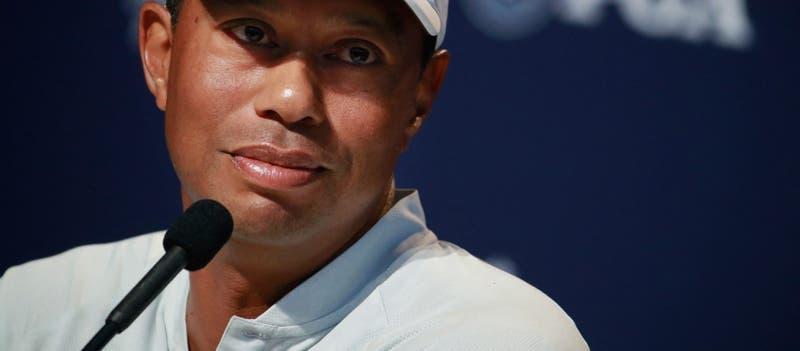 Tiger Woods enfrenta ahora una incierta recuperación tras sobrevivir a su accidente