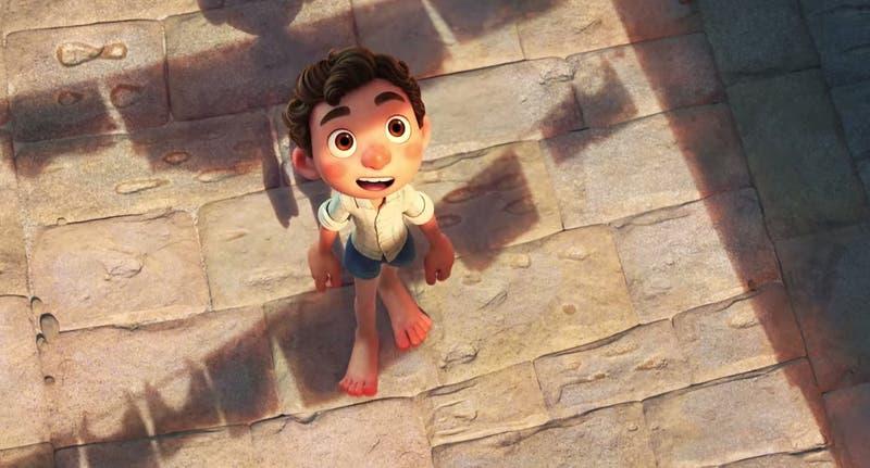 Revisa el primer teaser de Luca, la nueva de Pixar
