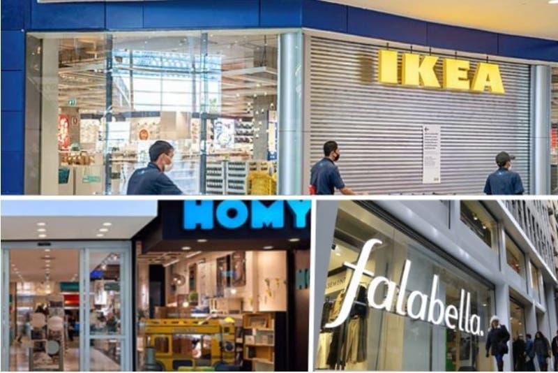 Falabella concreta cierre de todas sus tiendas Homy: avanza en transformación de locales a Ikea