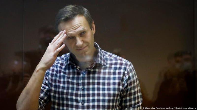 Líder opositor ruso Alexéi Navalni fue trasladado a centro penitenciario desconocido