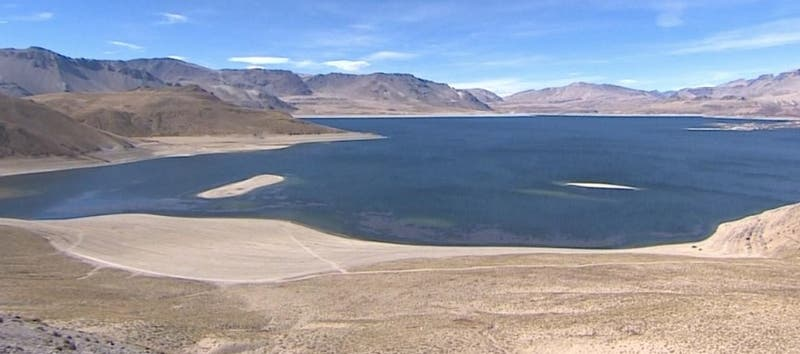 Decretan alerta amarilla en Laguna del Maule: se han registrado 533 temblores