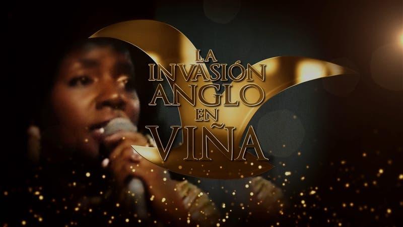"""[VIDEO] Reportajes T13: La """"invasión anglo"""" en el Festival de Viña"""