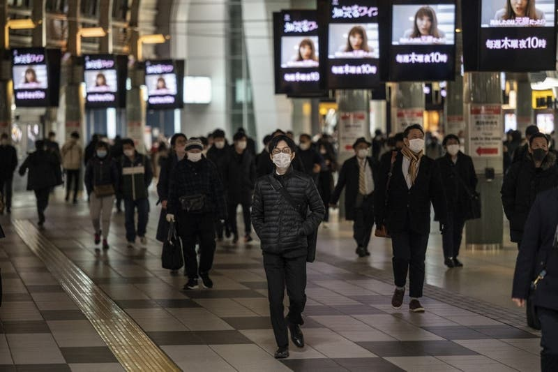 Japón levantará de manera parcial su estado de emergencia por COVID-19
