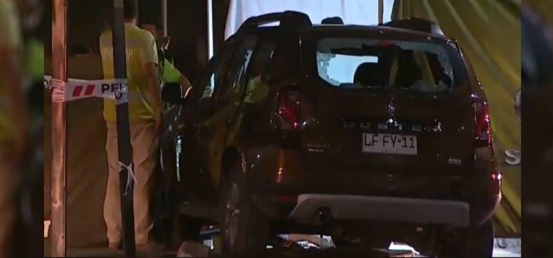 Carabineros investiga accidente que provocó muerte de niña tras caída de semáforo en Renca