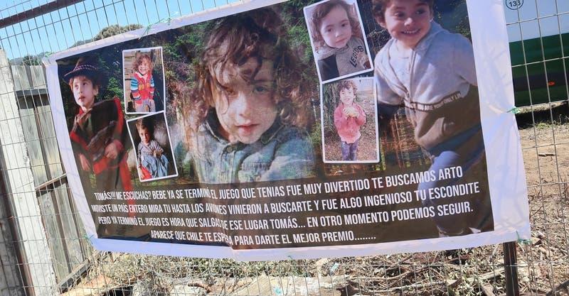 """Desaparición de Tomás Bravo: Intendente recalca que """"no se ha fijado"""" fecha de término de búsqueda"""