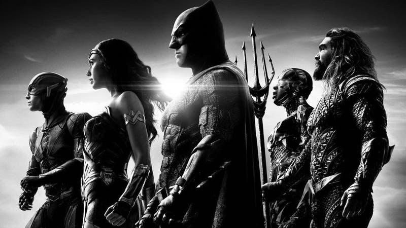 Justice League de Zack Snyder. Foto: Warner Bros.