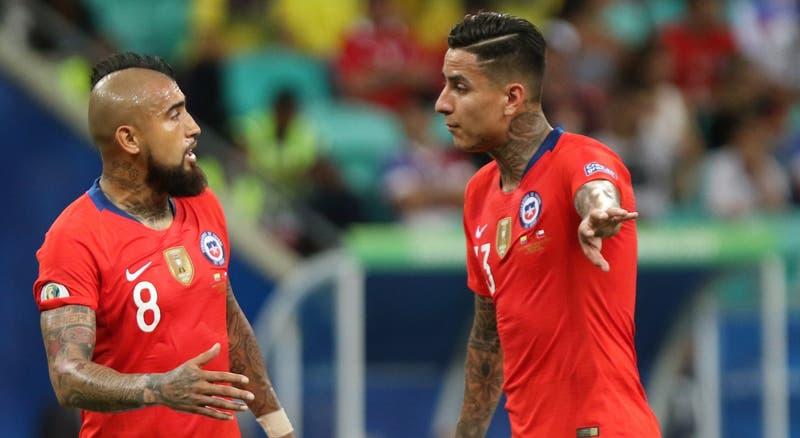 ¿Chileno por chileno? Conte habría pedido a Pulgar para reemplazar a Vidal en el Inter