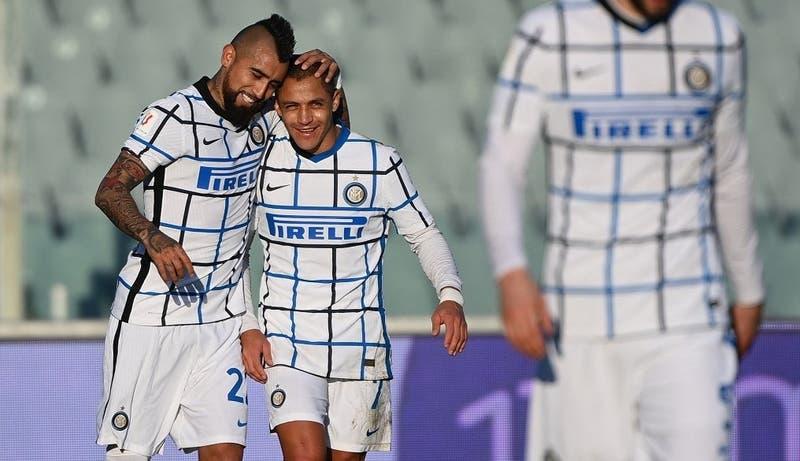 Inter vs. Genoa: Horario y dónde ver al equipo de Alexis Sánchez y Arturo Vidal