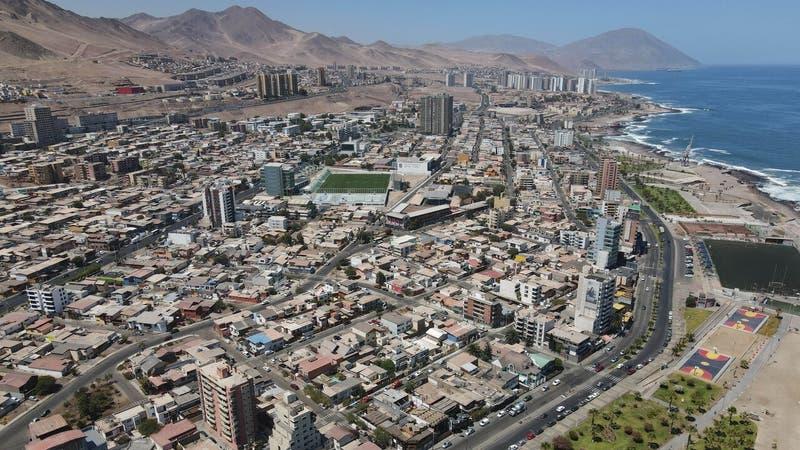 Informe Epidemiológico: Antofagasta es la comuna más afectada por el COVID-19 en la actualidad