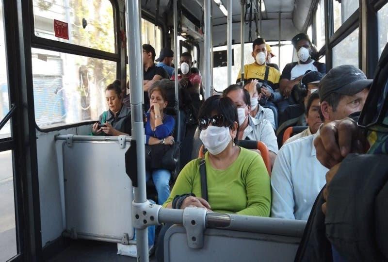 [VIDEO] Super lunes en pandemia: Transporte público debuta con nuevos horarios