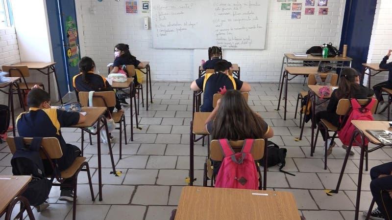 [VIDEO] 2.470 colegios retornaron: La vuelta a clases presenciales por dentro