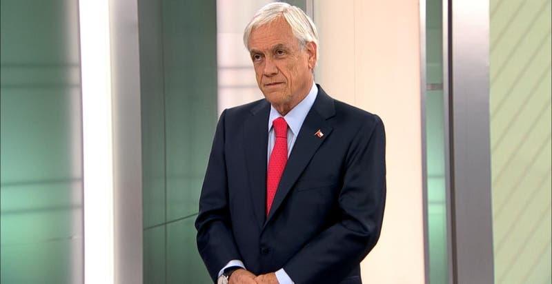 Pensiones: Piñera anuncia aporte estatal adicional al aumento del 6% que plantea la reforma