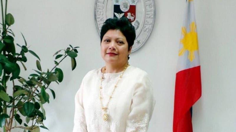 Embajadora de Filipinas en Brasil es despedida por golpear a su empleada doméstica