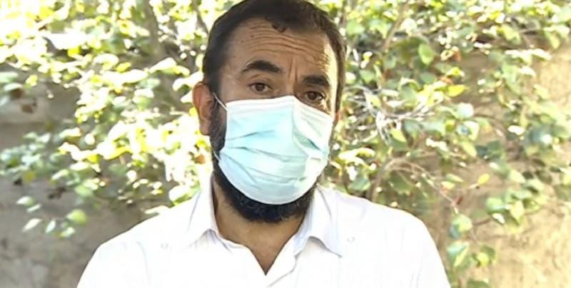 """Hugo Gutiérrez tras no ser formalizado por no encontrarse en su domicilio: """"No soy un fugitivo"""""""