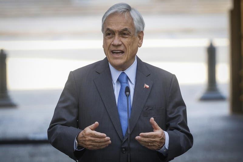 Cambios a reforma previsional: Piñera anuncia ampliación de Pilar Solidario y aumenta pensión básica
