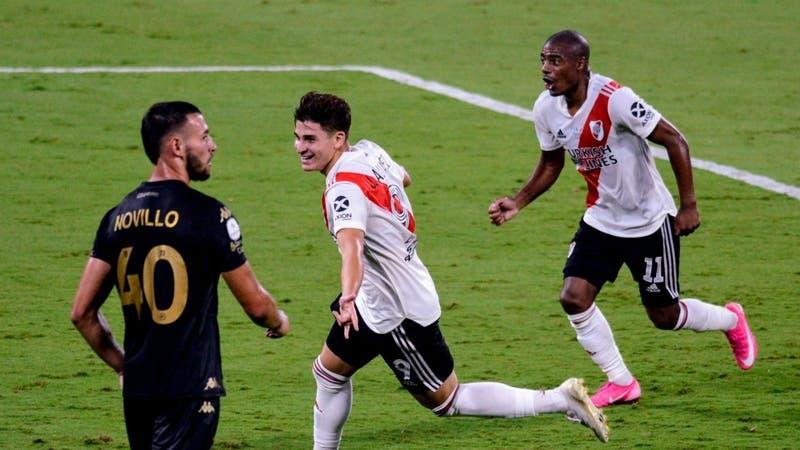 River golea 5-0 a Racing y se queda con la Supercopa Argentina