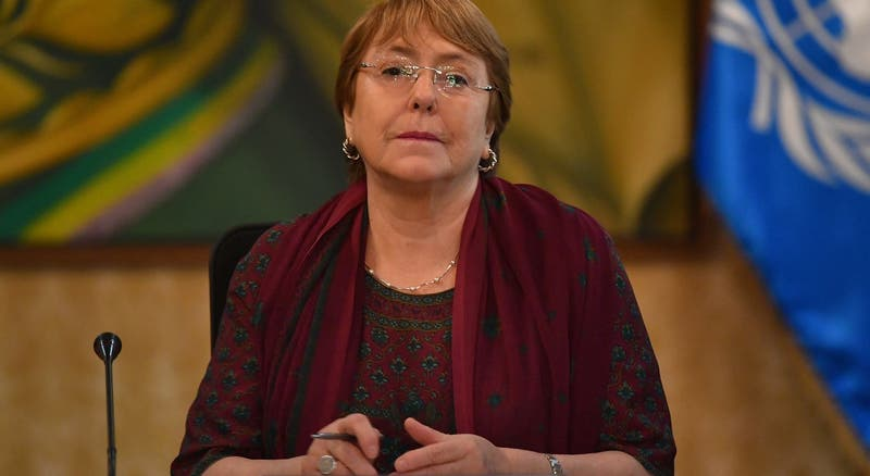 """Diputados UDI piden a Bachelet que se disculpe por su """"complaciente actitud"""" tras reunión con Maduro"""