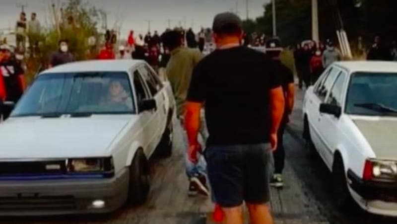 [VIDEO] Joven denuncia grave atropello en carreras clandestinas