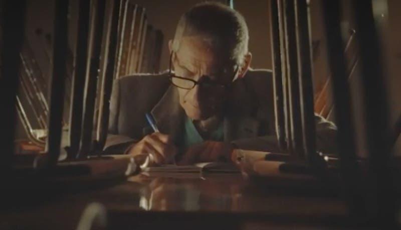 """[VIDEO] """"El agente topo"""" y sus secretos"""