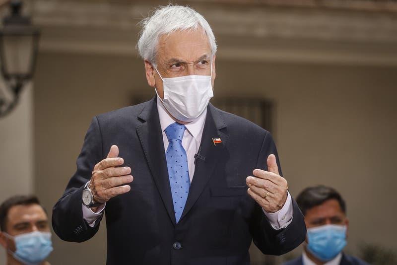 Piñera anuncia extensión de Ley de Protección del Empleo y fortalecimiento del Subsidio al Empleo
