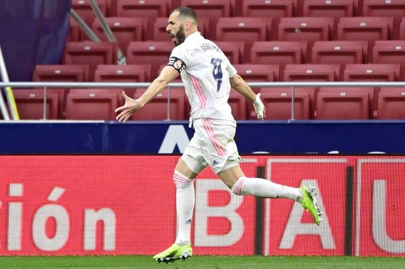 Real Madrid rescata agónico empate ante el Atlético Madrid y pone al rojo vivo la lucha por LaLiga