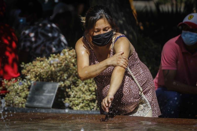 Alertan altas temperaturas para siete regiones del país